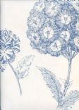 Neo Sicily Indigo Wallpaper 1936/705 By Prestigious Wallcoverings